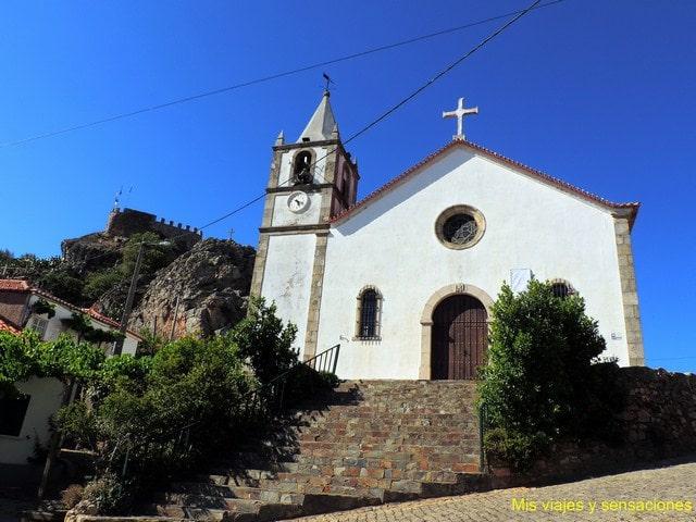Iglesia de Nuestra Señora de la Concepción, Penha García