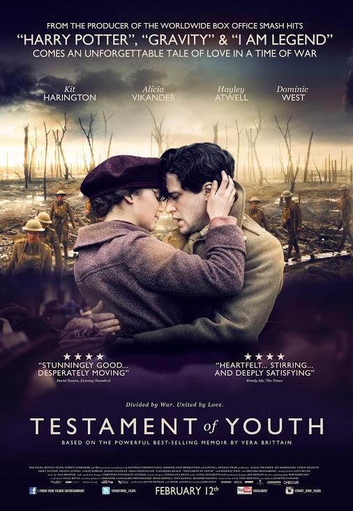 Testament of Youth พรากรัก ไฟสงคราม [HD][พากย์ไทย]