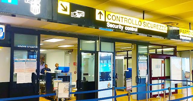AEROPORTO. Domani la prima giornata della campagna informativa sulla sicurezza