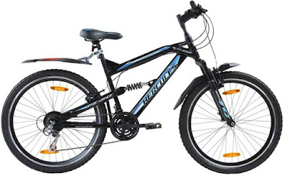 Hercules Top Gear TZ150 26 T 18 Speed Mountain Cycle