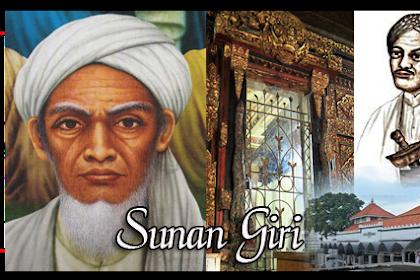Sejarah Singkat Sunan Giri (Wali Songo)