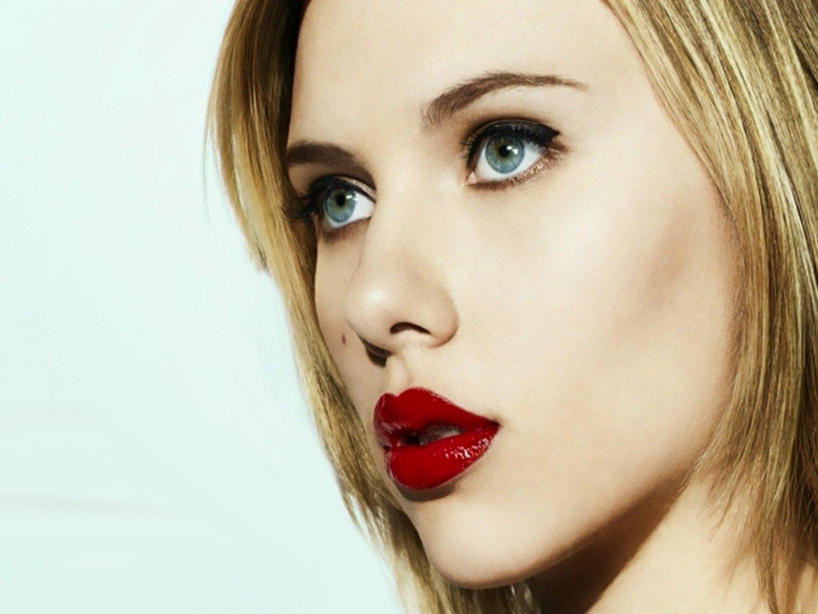 scarlett johansson model - photo #42