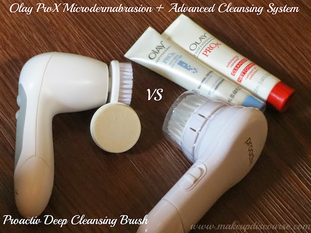 Olay Prox Microdermabrasion Advanced Cleansing