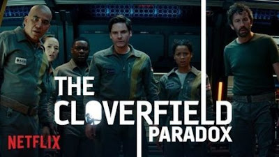 The Cloverfield Paradox 2018 Eng 720p WEB-DL 800Mb ESub x264