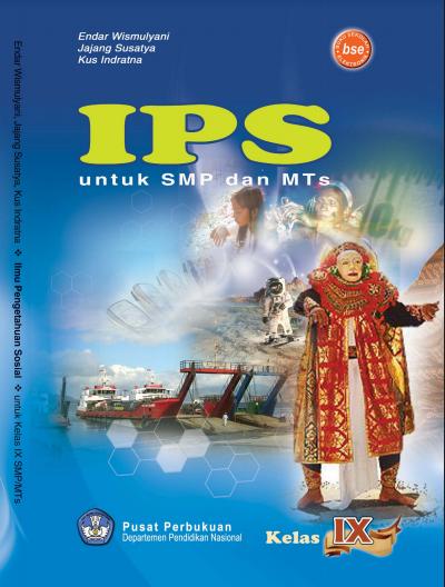 Download Buku Siswa KTSP SMP dan MTs IPS Ilmu Pengetahuan Sosial