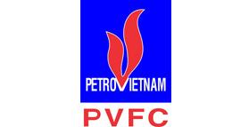 Logo ngân hàng PVFC vector