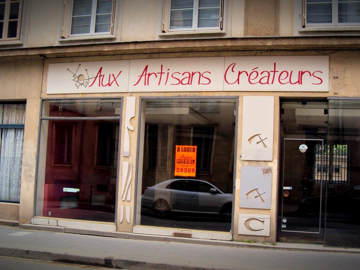 Aux Artisans Créateurs - 1 Rue des Francs Bourgeois, 35000 Rennes