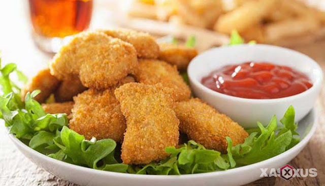 8 Resep Cara Membuat Nugget Ayam, Tahu, Tempe, Ikan, Pisang, dan Daging