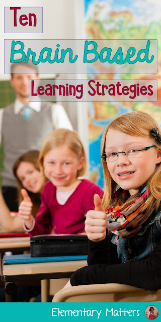 Research on the brain helps us know what helps children remember, and what doesn't. Here are 10 successful strategies for the classroom.