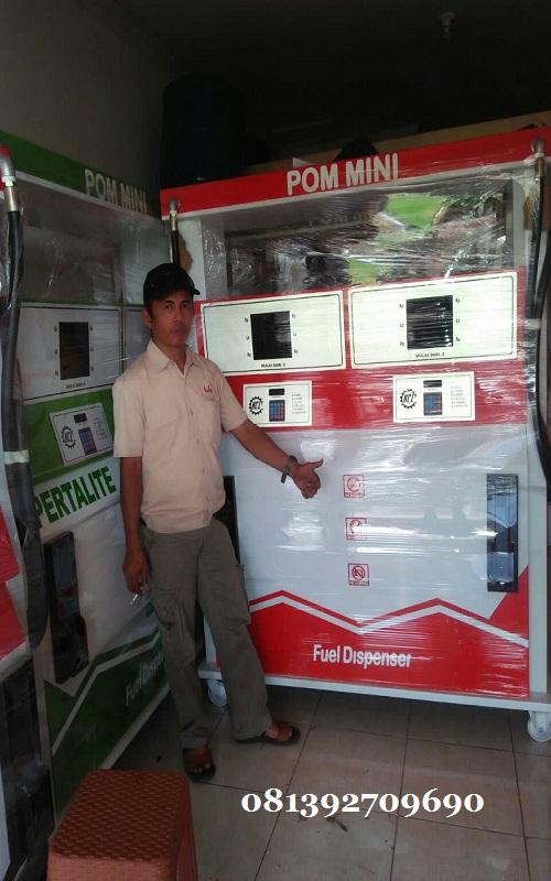 Agen Jual Pom Mini Pertamini Digital Jakarta
