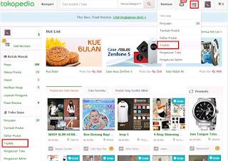 Meningkatkan Penjualan Online Tokopedia
