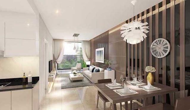 Khu chung cư Sài Gòn gateway mang nét thiết kế tinh tế, sang trọng