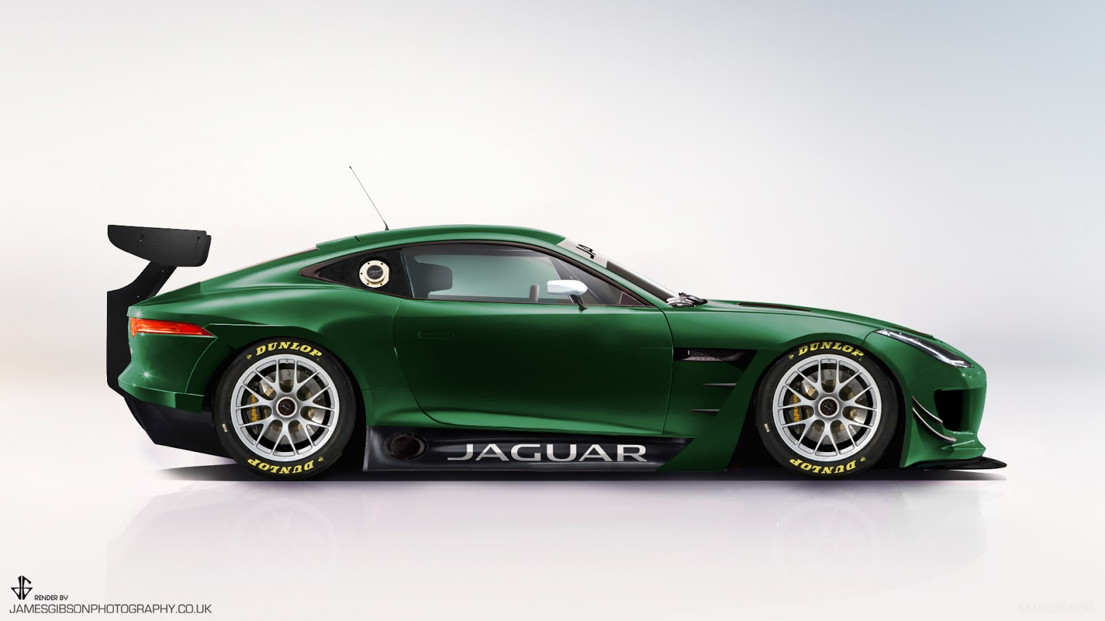 Could Jaguar S F Type Gt4 Racer Look Like This Carscoops
