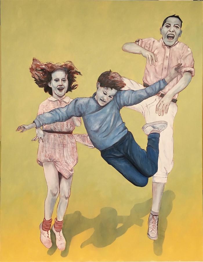 Бельгийский художник. Walter Dermul