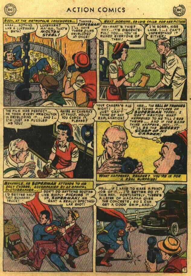 Action Comics (1938) 185 Page 8