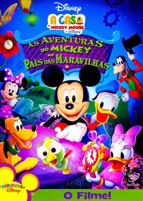 A Casa do Mickey – As Aventuras do Mickey no País das Maravilhas