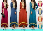 Gamis Spandex Renda SOLD OUT
