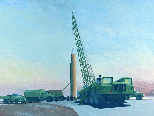 armas da Guerra Fria