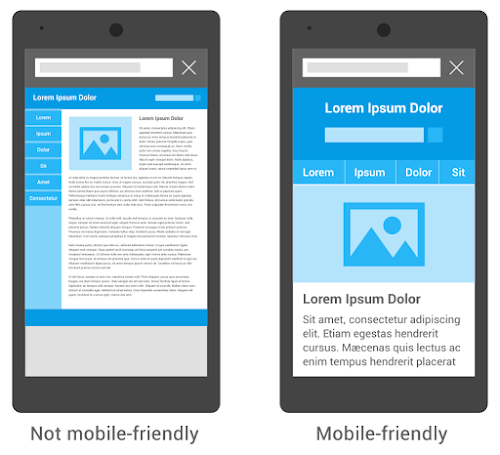 Ranking change to help you find mobile-friendly sites rolling out today