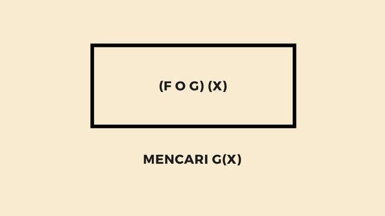 Diketahui (fog)(x) = 2x + 5, Jika f(x) = 2x+3, Berapakah g ...