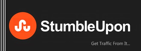 Blog traffic from StumbleUpon
