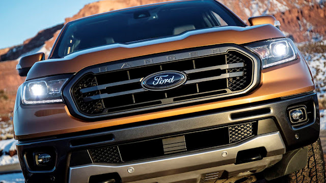 Ford Ranger 2019 có gì mới và khi nào có hàng ảnh 3