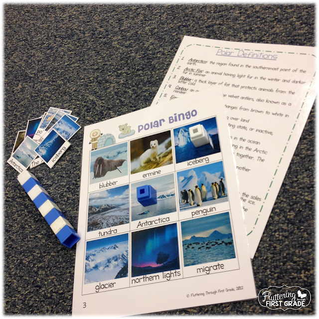 Polar habitat science unit