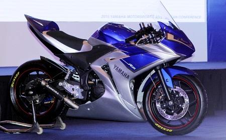 Modifikasi Yamaha R25 Terbaru