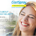 Improve the Quality of Health with ClariSpray