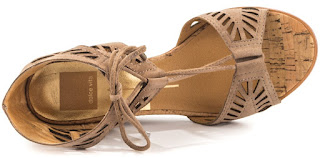 Shoe Of The Day Dolce Vita Linsey Wedge Shoeography