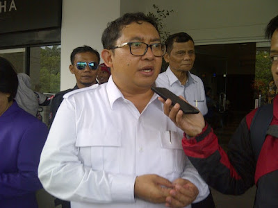 Gerindra Will not Give Legal Aid When Sanusi Became Corruption Suspect