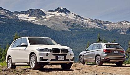 2018 BMW X7 SUV Review
