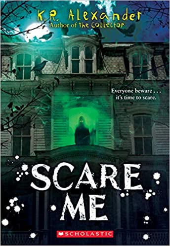 Scare Me (2020) English 350MB HDRip 480p