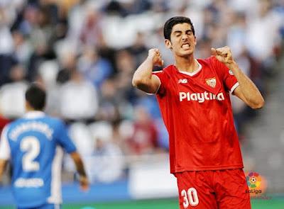 Crónica Deportivo de la Coruña 0 - Sevilla FC 0