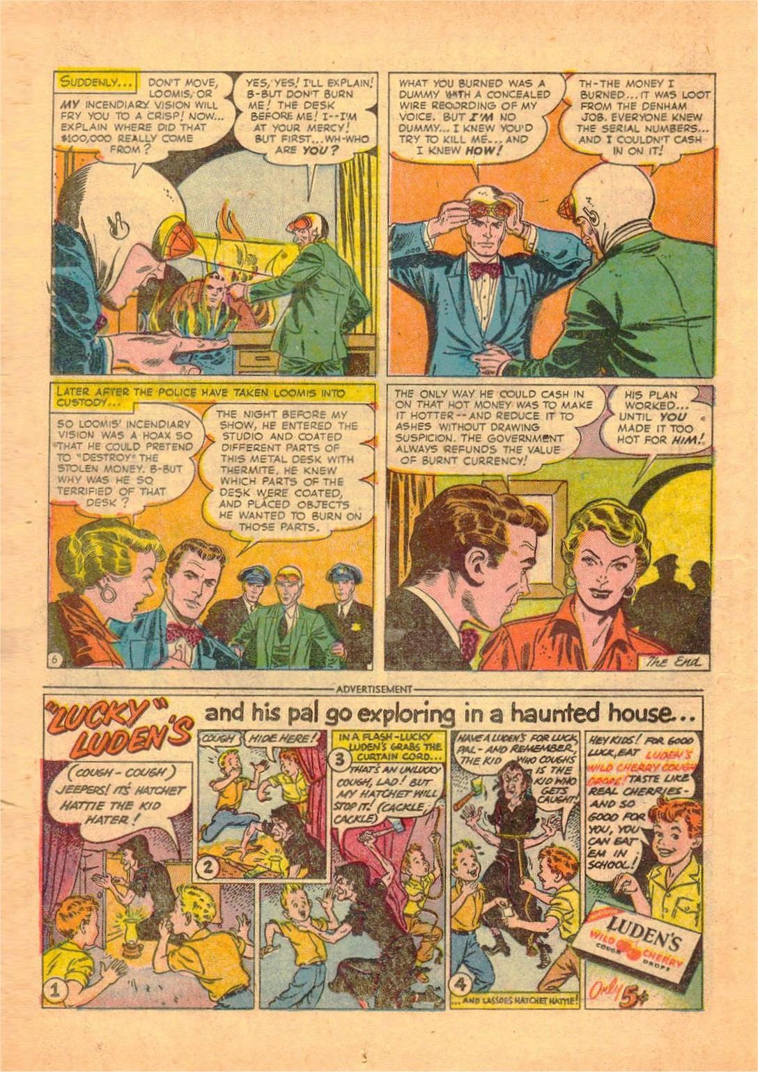 Read online Detective Comics (1937) comic -  Issue #182 - 21