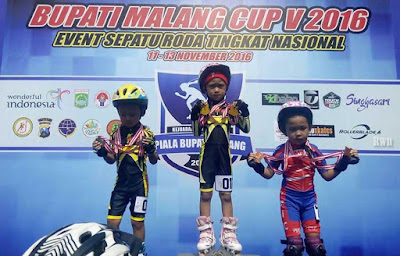 inline skate malang cup