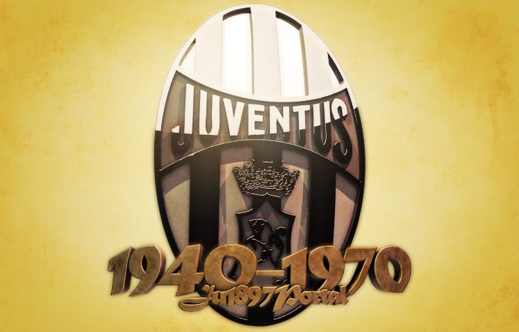 Istorijat i evolucija grba Juventusa, četvrti dio