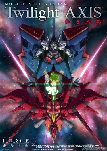 Mobile Suit Gundam: Twilight AXIS Akaki Zanei