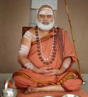 Image result for sringeri sri bharathi theertha swamiga; images