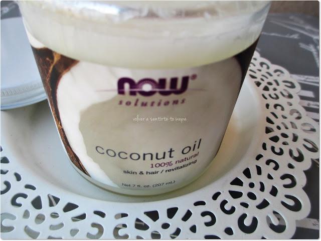 Aceite de COCO de Now Foods {iHerb} - Hidratación para tu cabello