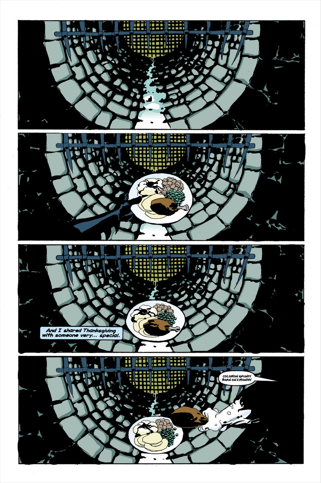 Psychology of Bruce Wayne RCO020
