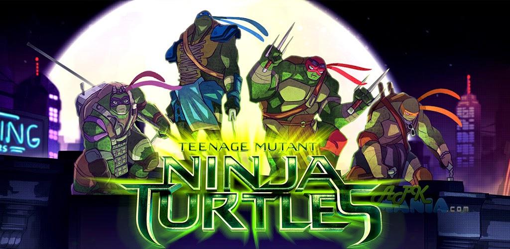 Teenage Mutant Ninja Turtles v 1.0.0 Apk+Data ~ PCGamesAndro