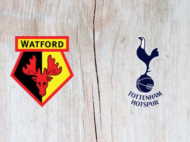 Watford vs Tottenham Full Match & Highlights 02 September 2018