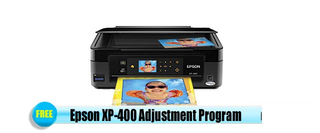Epson XP-400 Adjustment Program