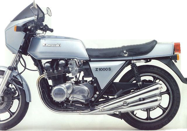 Kawasaki Z1 (1973) HD Pics
