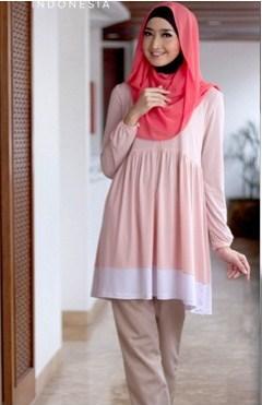 model baju muslim remaja terbaru