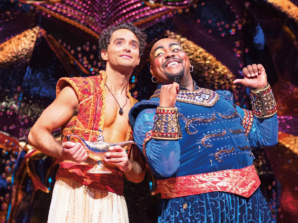 Disney's Aladdin, Prince Edward Theatre | Review