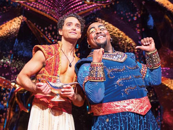 Disney's Aladdin, Prince Edward Theatre | Review