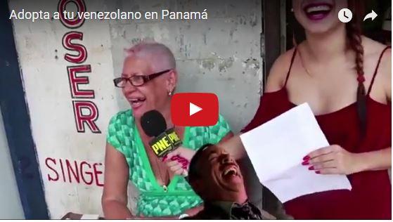 Adopta a tu Venezolano - las opiniones en pro y en contra en Panamá