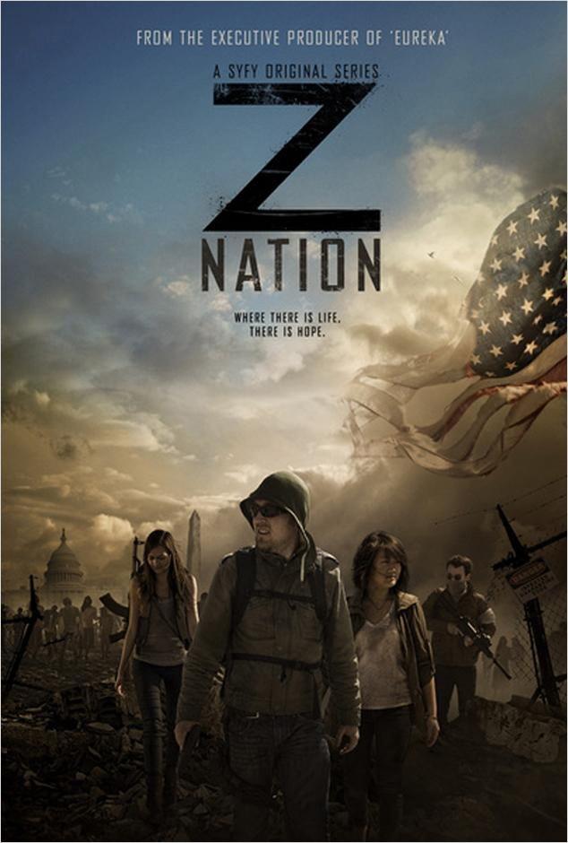 Cuộc Chiến Zombie - Z Nation 1 (2014)